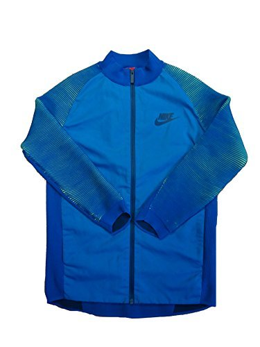 Nike Men's Dynamic Reveal Green Turquoise Jacket 828476 301 Medium by NIKE