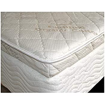 Amazon Com 3 Inch Pure 32 Ild Talalay Latex Foam Mattress
