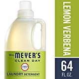 Mrs. Meyer's Laundry Detergent, Lemon Verbena, 64 fl oz