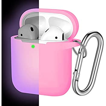 Amazon.com: AirPods Glow Cover SIKAI Silicone Protective