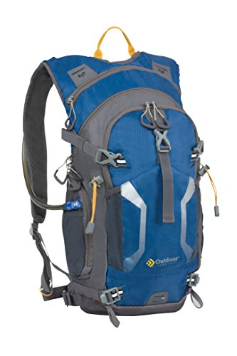 Outdoor Products Lassen Hydration Pack, Dark Blue