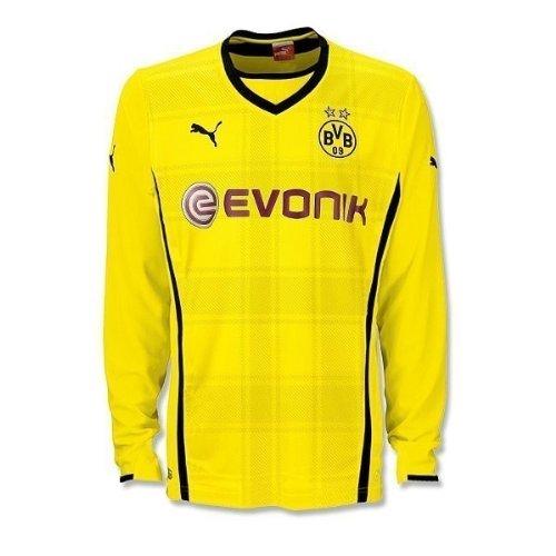 Borussia Dortmund Home L S Trikot 2013 2014 + Reus 11-XXL