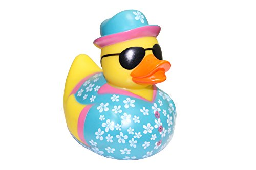 Vacation Rubber Duck, Waddlers Rubber Duck Family, large size 5