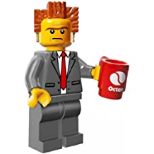 The Lego Movie Lord Business Minifigure Series 71004