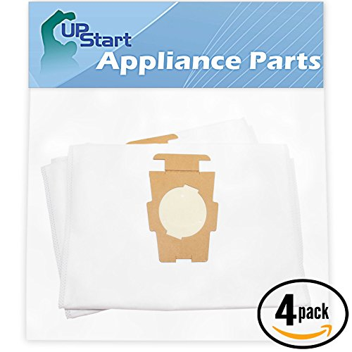 8 Replacement Kirby Sentria SE Vacuum Bags - Compatible Kirby 204811, Universal Vacuum Bags. Fits Style F, G and Sentria Models. (4-Pack, 2 Bags Per Pack)