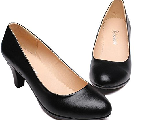 YTTY 37 Ol Shoes Heel black rxrwvO0
