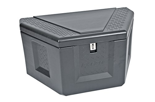 Dee Zee DZ91717P Poly Triangle Trailer Box - Dee Zee Jeep