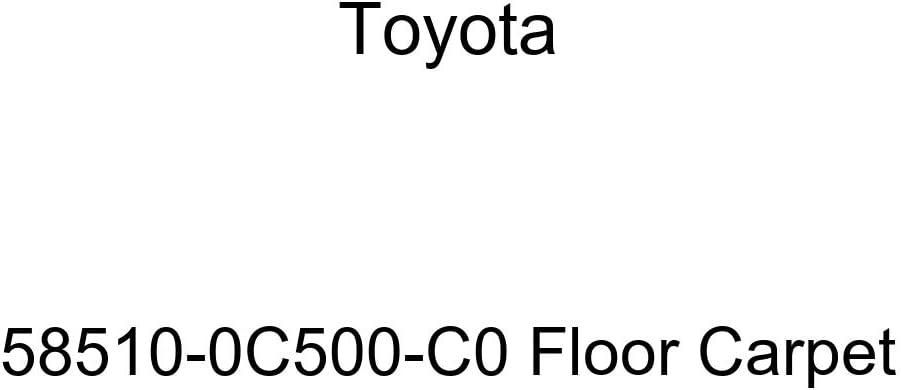 TOYOTA Genuine 58510-0C500-C0 Floor Carpet