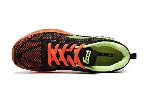Mujer Onemix Zapatos Asfalto Running Zapatillas Montaña Air De Azul Negro Aire Para Libre En Y Grenn Padel Deportes Correr p4rZxpqw
