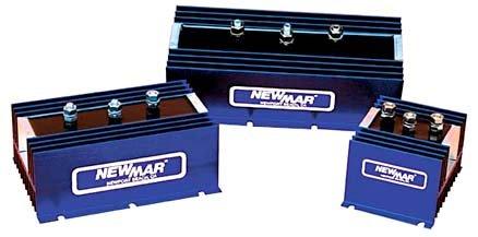 120a Isolator - Newmar 2-3-120A Isolator 2AIT 3-Battery 120AMP