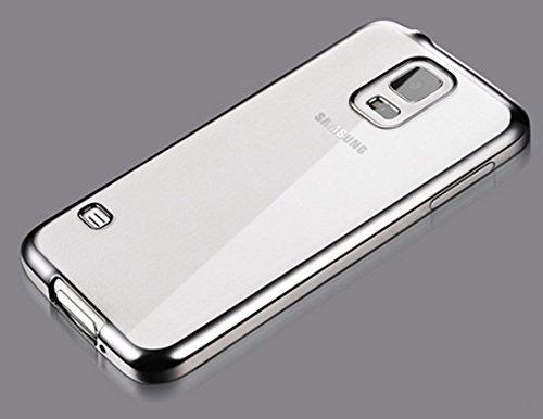 Galaxy S5 Case,Luxury Stylish Design Electroplated