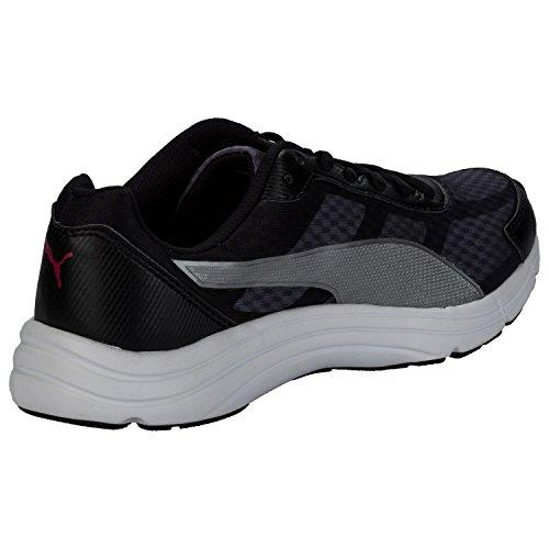 Puma , Baskets mode pour femme noir noir