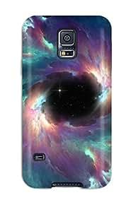 Cute Tpu AnnDavidson Space Case Cover For Galaxy S5