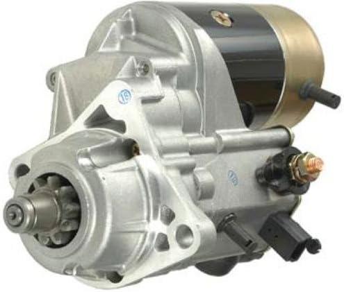 New Starter John Deere Engine 4039 4045 4219 4239 4276 6329 17362