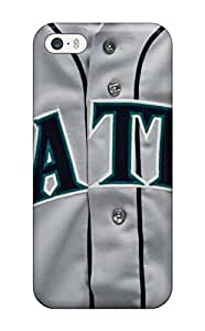 Leana Buky Zittlau's Shop New Style seattle mariners MLB Sports & Colleges best iPhone 5/5s cases