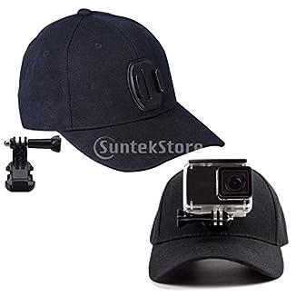 Gorra con soporte para GoPro 2