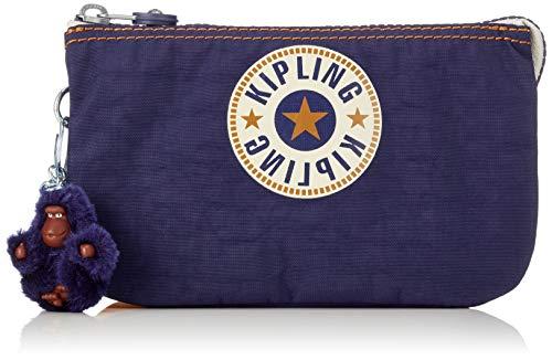 Donna Bl Kipling Blu Portamonete L Blue active Creativity p4W40t