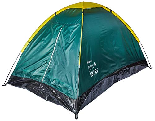 Barraca Camping Iglu 2 Bel Fix Verde/Amarelo