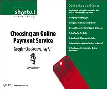 Amazon com: Choosing an Online Payment Service: Google