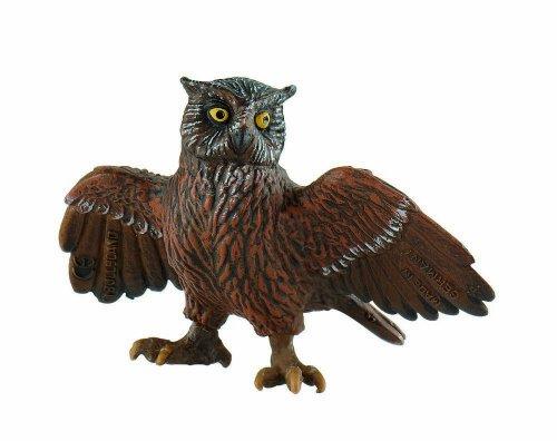 Bullyland Eagle-owl Figurine (Owl Eagle)