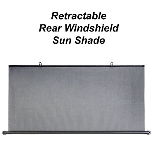 Retractable Rear Windshield Sun Shade product image