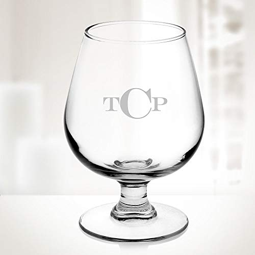 Personalized 12oz Brandy Glass Cup