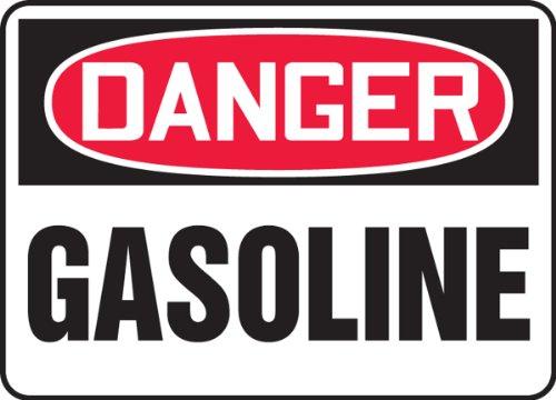 Accuform MCHL241VA Aluminum Safety Sign, Legend