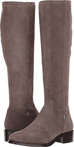 Frye Womens Taylor Stretch Tall Boots Smoke