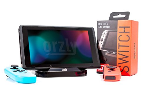 Orzly Mini Compatible Nintendo Switch