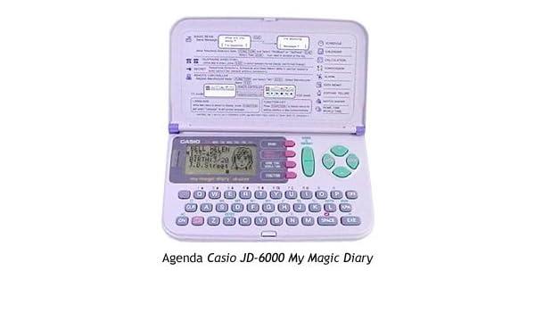 Casio Secret Sender 6000 LCD Hand-Held Model# Casio JD-6000 ...