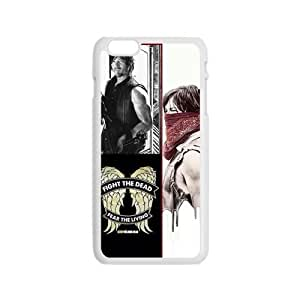 DAZHAHUI Daryl Dixon Cell Phone Case for Iphone 6