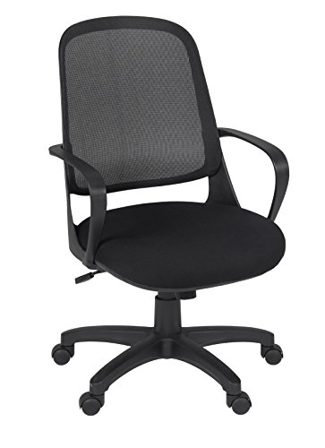 Regency Agent Swivel Chair- Black