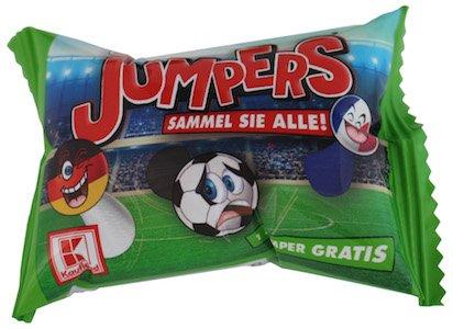 10x Kaufland Jumpers Tütchen Päckchen (ungeöffnet) Set Paket Jumper ...