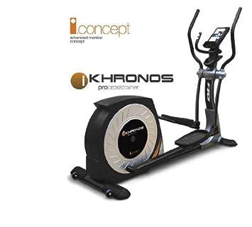 BH Fitness i.Khronos Sport Bicicleta elíptica G2486: Amazon.es ...