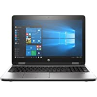 HP Probook 640 G3 14 Notebook, Windows, Intel Core i5 2.5 GHz, 8 GB RAM, 256 GB SSD, Black (1BS12UT#ABA)