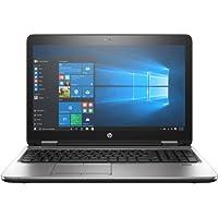 HP Probook 640 G3 14 Notebook, Windows, Intel Core i5 2.5 GHz, 8 GB RAM, 256 GB SSD, Black (1BS09UT#ABA)