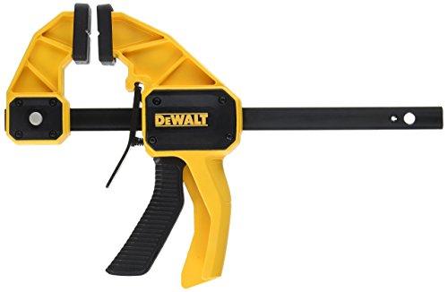 (DEWALT DWHT83192 Large Trigger Clamp with 6 inch bar)