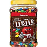 M&M's Milk Chocolate Candies 3Lb 14oz Jar