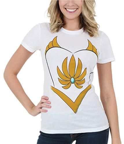 I Am She-Ra Costume Women's Junior T-Shirt-Junior X-Large [JXL]