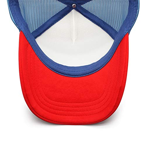 BRUANX Trucker Cap for Men//Women Adjustable Pattern Athletic Hat