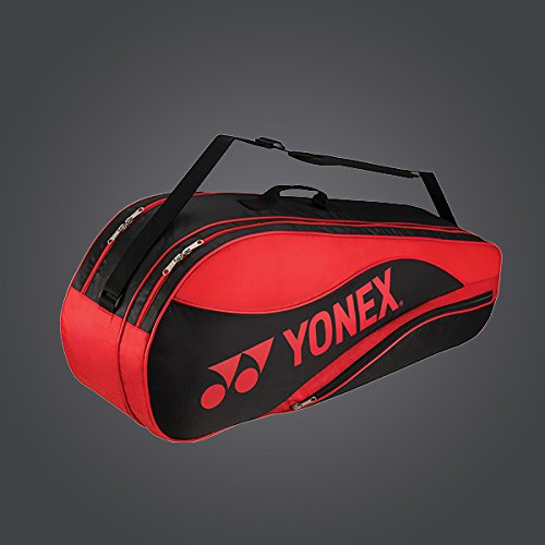 Yonex 4836 6 Piece Badminton Racket Equipment Bag by Yonex (Image #1)