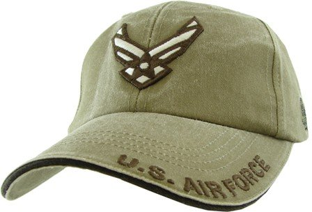 Uae Air Force Emblem us Air Force Emblem Khaki Cap