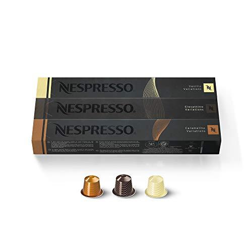 Nespresso Capsules OriginalLine Flavored