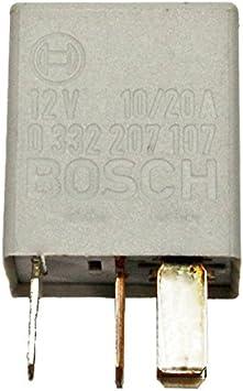 0.322.207.107 0332207307 332207307 Waterproof Bosch 12V 5 Pin Mini Relay 0 332 207 107 0-332-207-307 0322207107 0.322.207.307