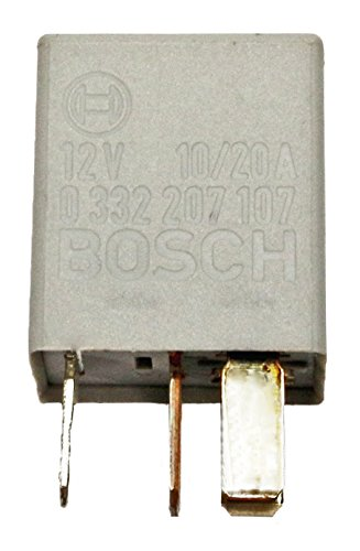 Amazon.com: Relay Micro-mini 5 way Bosch 0.332.207.107: Automotive on bosch relay bases, bosch relay holder, bosch relay 12v 30a, bosch relay configuration, bosch relay 510, bosch relay schematic, bosch relay test, bosch relay normally closed, bosch relay cross reference, bosch relay how works,