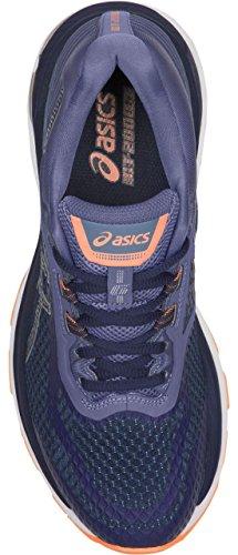 e1136e2ffe ASICS Women's GT-2000 6 Running Shoes, Indigo Blue/Indigo ...
