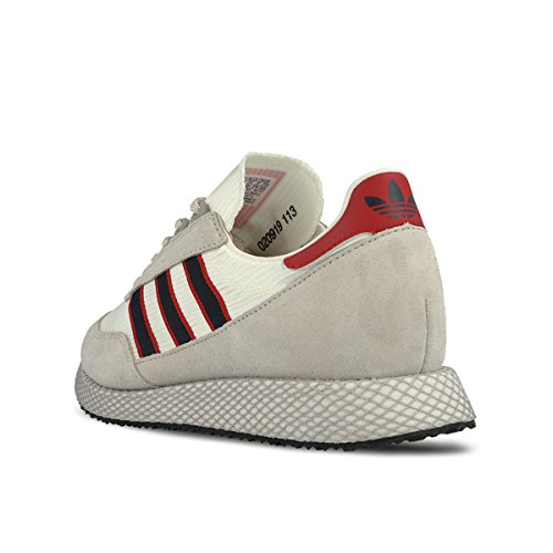 Adidas Mannen Glenbuck Spzl (beige / Helder Bruin / Off White / Clear Graniet) Beige / Helder Bruin / Off White / Clear Graniet