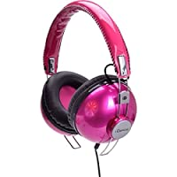 iDance HIPSTER 702 Headband Headphones - Hot Pink & Black