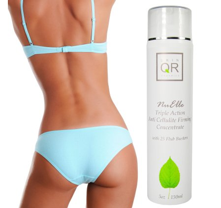 Nuelle Triple Action Anti-cellulite concentré, 5 oz