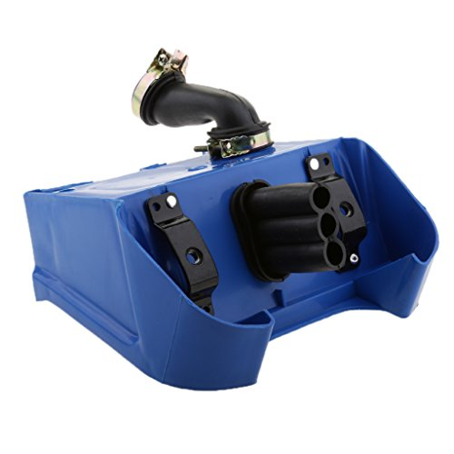 Shiwaki Air Box Filter Assembly For Yamaha PW80 PW 80 PEEWEE PIT BIKE: